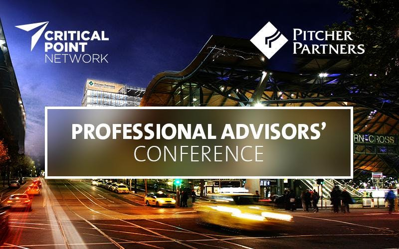CPN Professional Advisors' Conference | 1 Jun