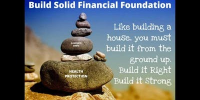 Saving your Future & Building a Strong Financial Foundation