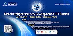 Global Intelligent Industry Development & IOT Summit