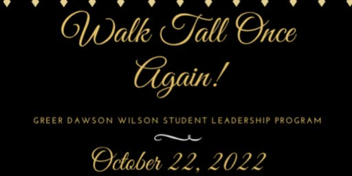 WALK TALL ONCE AGAIN