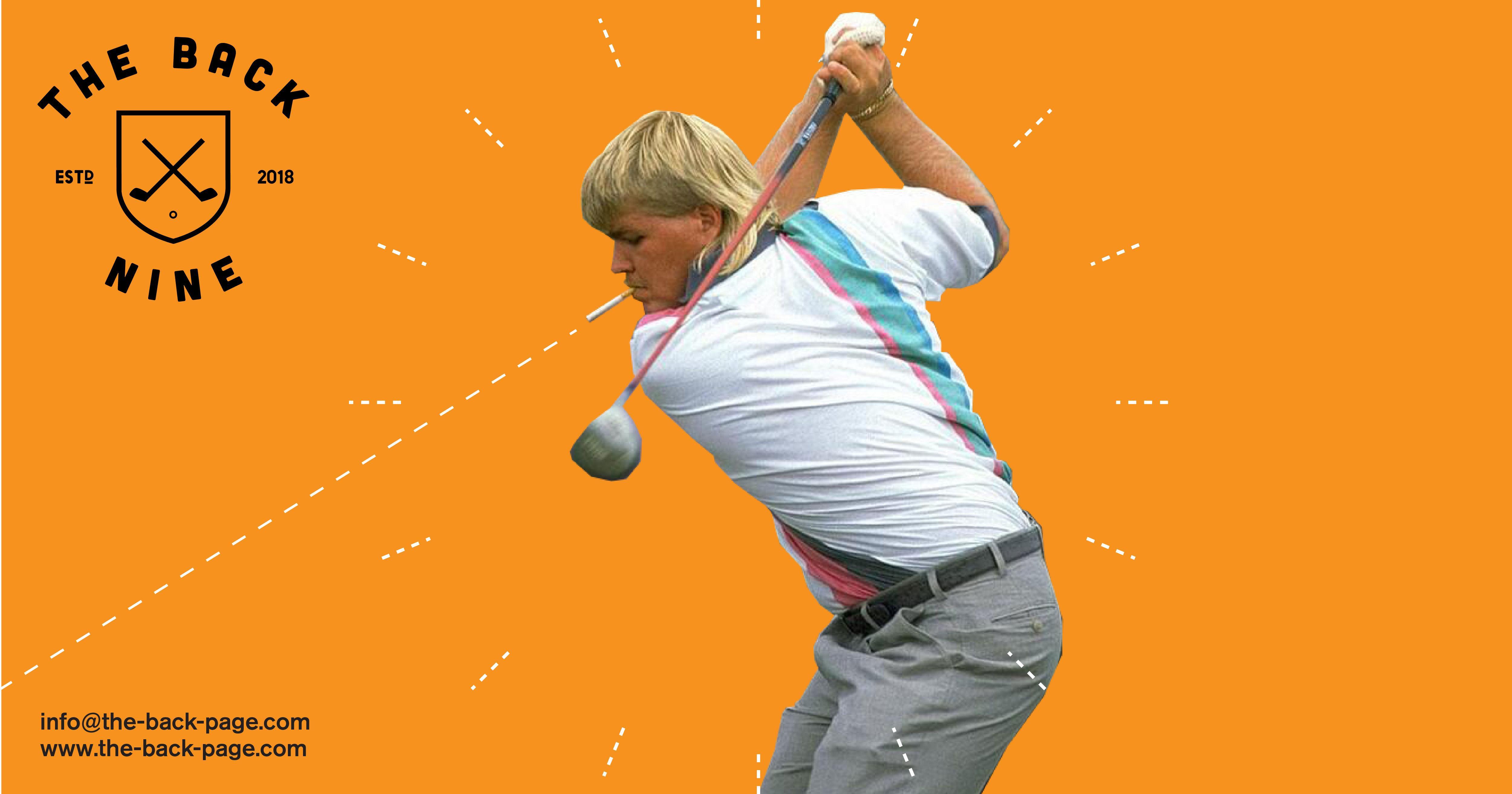 The Back Nine Mini Golf @ The Back Page