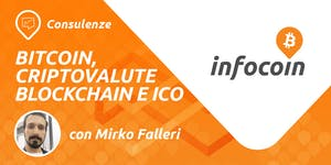 infocoin 1to1 - Bitcoin, criptovalute, blockchain e ICO
