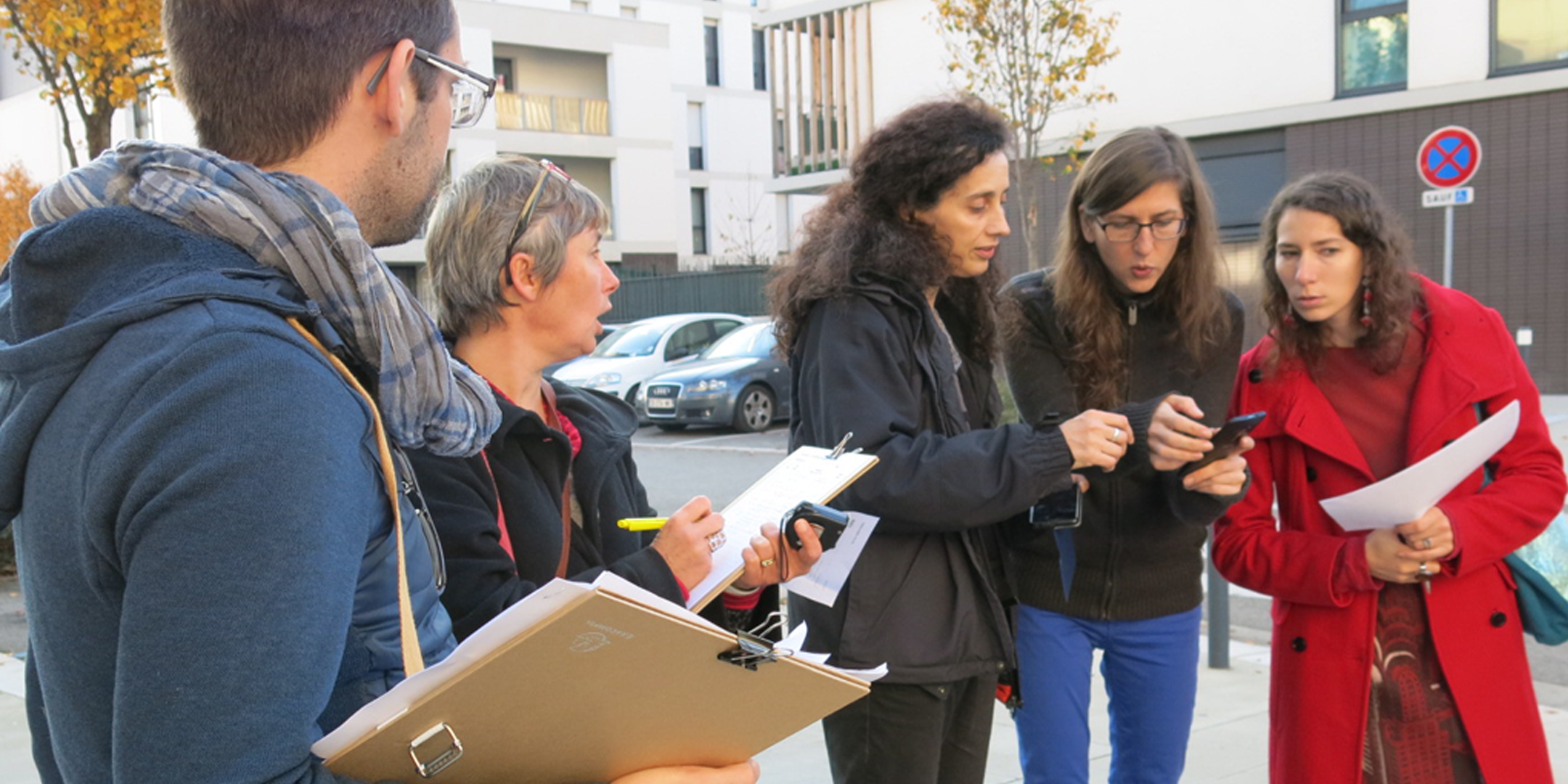 Atelier Cartographie de terrain : contribuer