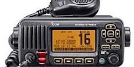 VHF (SRC) Marine Radio tickets