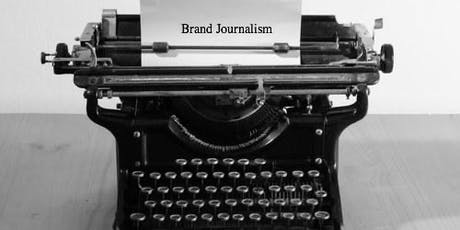 Corso Brand journalism e content marketing biglietti