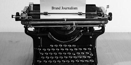 Corso Brand journalism e content marketing biglietti