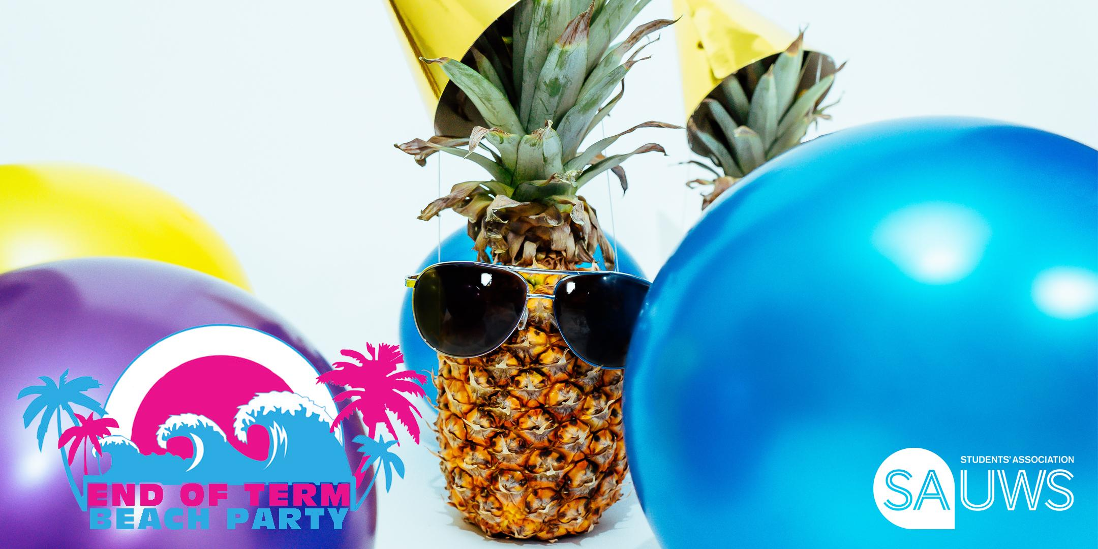 End of Term Party (Paisley Students' Union)