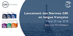 Lancement des Normes GRI en langue française