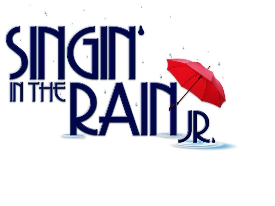 Singin' in the Rain Jr. Wednesday