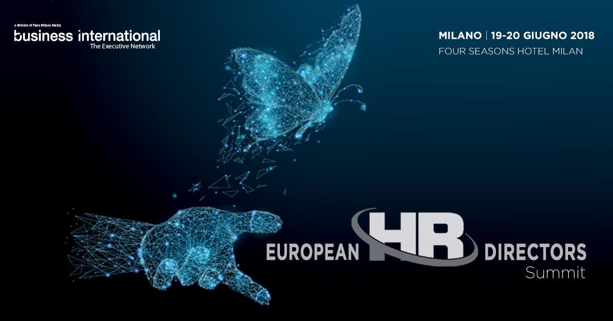European Hr Directors Summit 2018