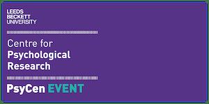 PsyCen Seminar: Using tailored psychological...