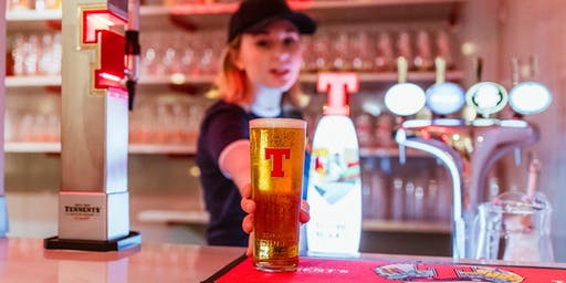 Tennent's Tour & Craft Beer Masterclass