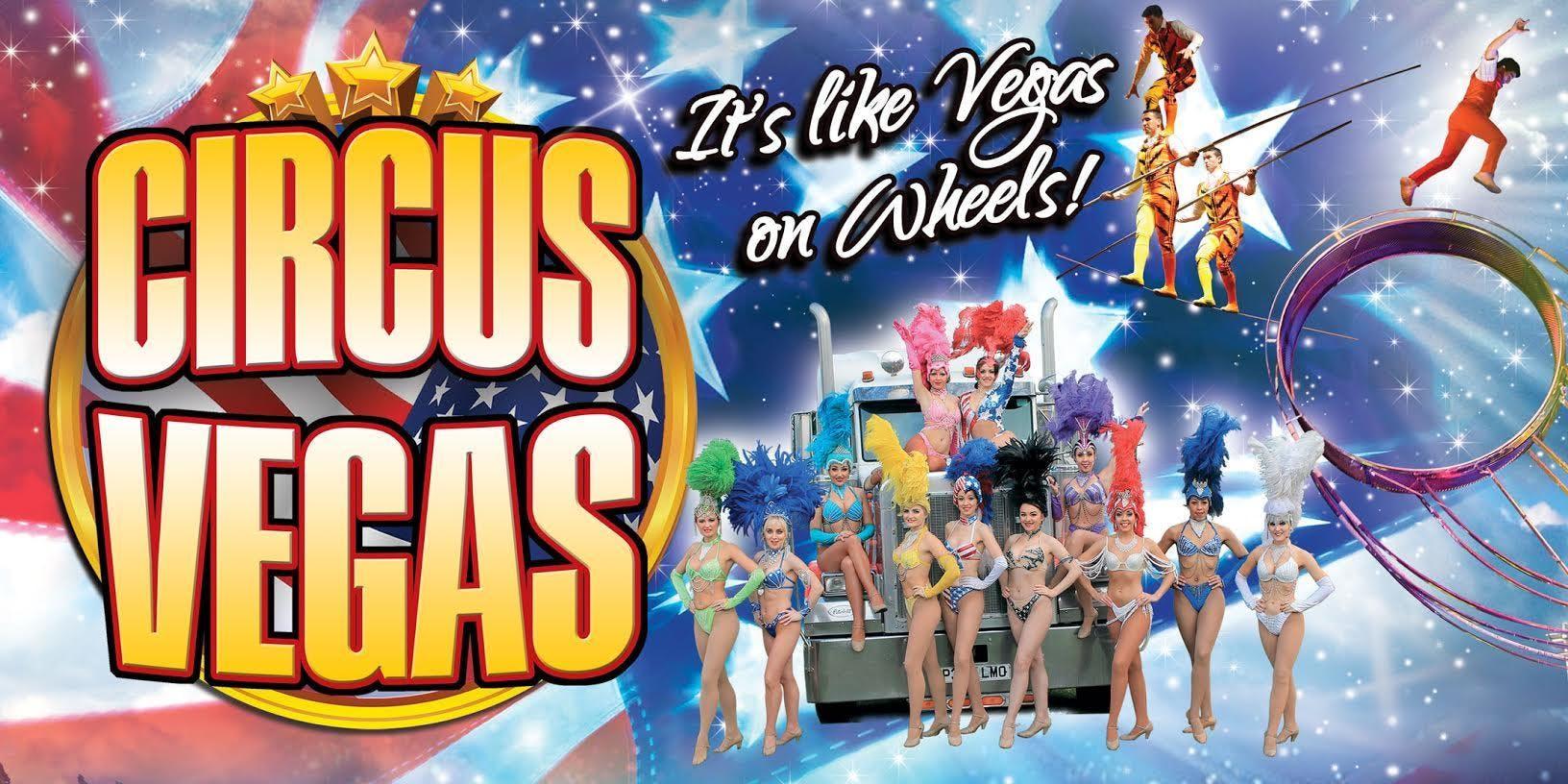 Circus Vegas - Brighton