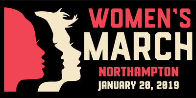 Women's March Northampton 2019