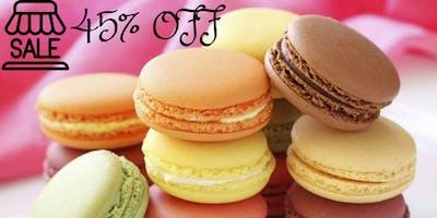 French Macaron Class - Nut Free