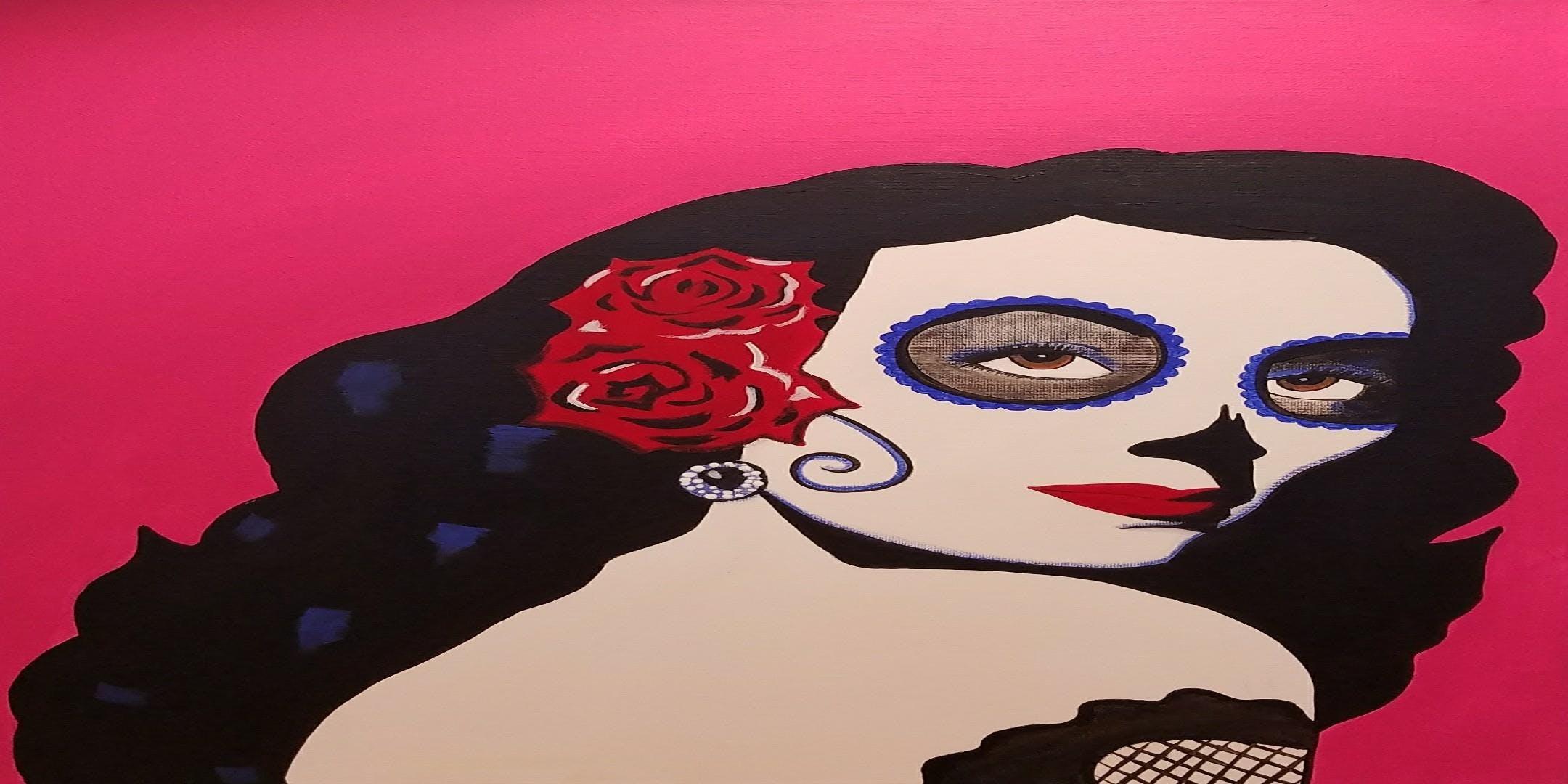 "Maria Felix ""La Dona"" Paint Night"