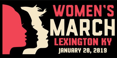 Women's March Lexington KY 2019