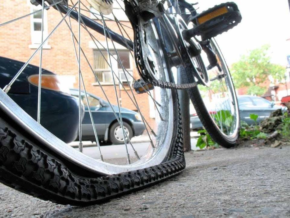 Flat Tire Clinic