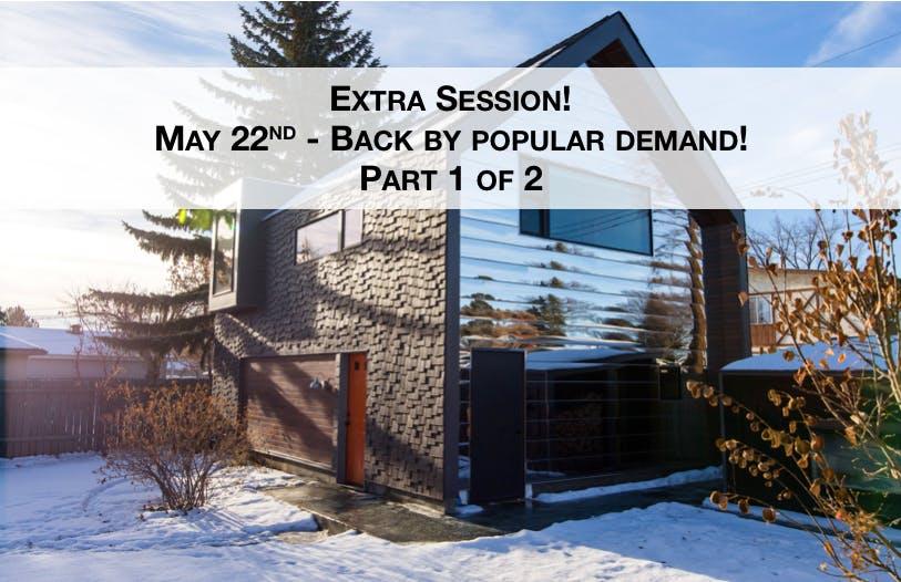 EXTRA SESSION! YEGarden Suites' Garden Suite