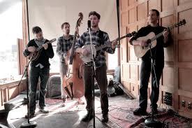 Slocan Ramblers - Homegrown Canadian Bluegrass