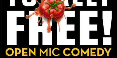 Two Wolves Brewing presents Totally Free Open Mic Comedy