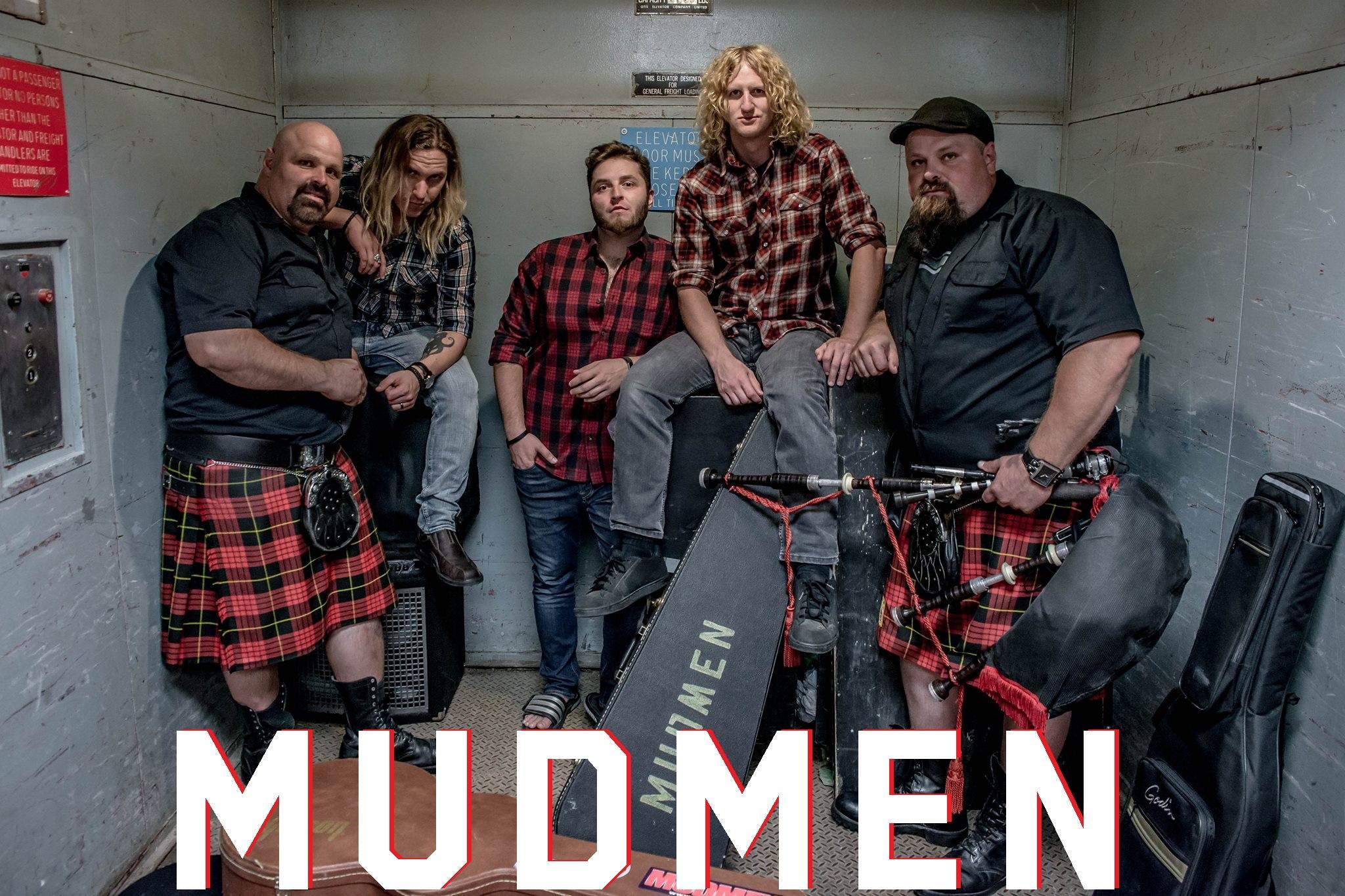 Mudmen - The Celtic Warriors