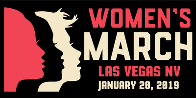Women's March Las Vegas NV 2019