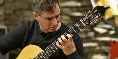 Charles Mokotoff: Classical Guitar