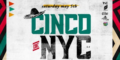 event in New York City: CincoDeNYC
