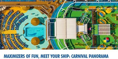 Carnival Panorama Cruise May 30, 2020