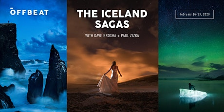 The Iceland Sagas tickets