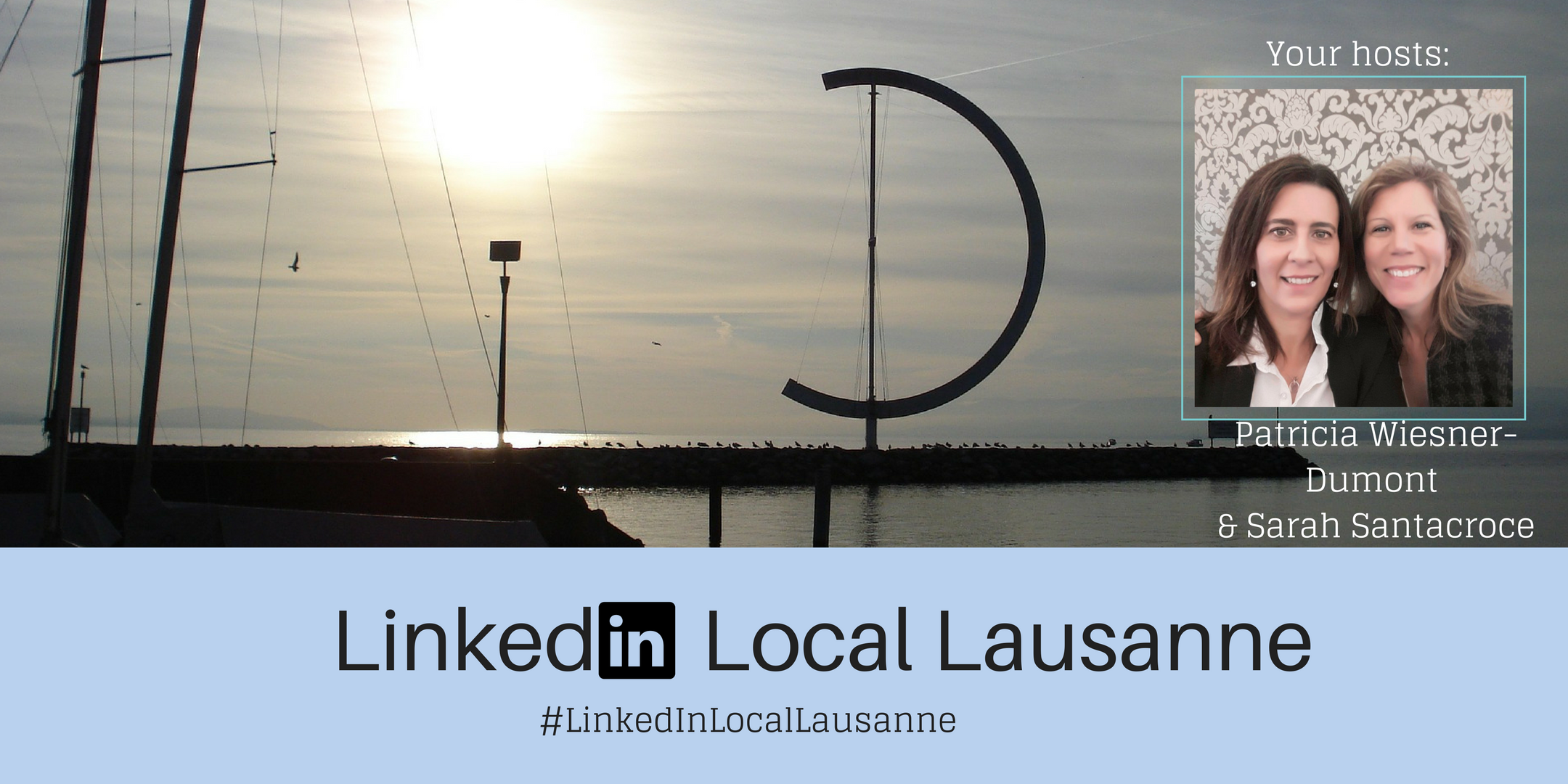 LinkedInLocalLausanne April 25th 2018