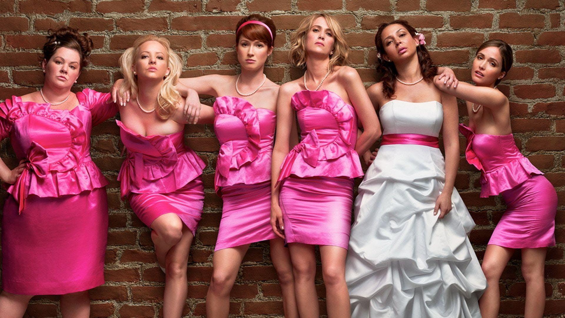 Cinema Club - Bridesmaids