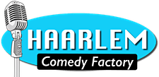 Haarlem Comedy Factory logo