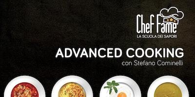 ADVANCED COOKING con Stefano Cominelli