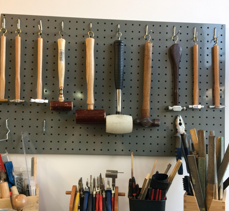 Earring or Pendant Workshop