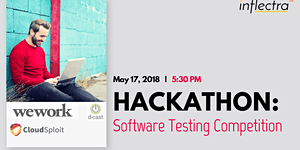 2nd Inflectra Hackathon - Software Testing Competition