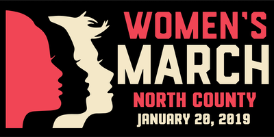 Women's March North County 2019