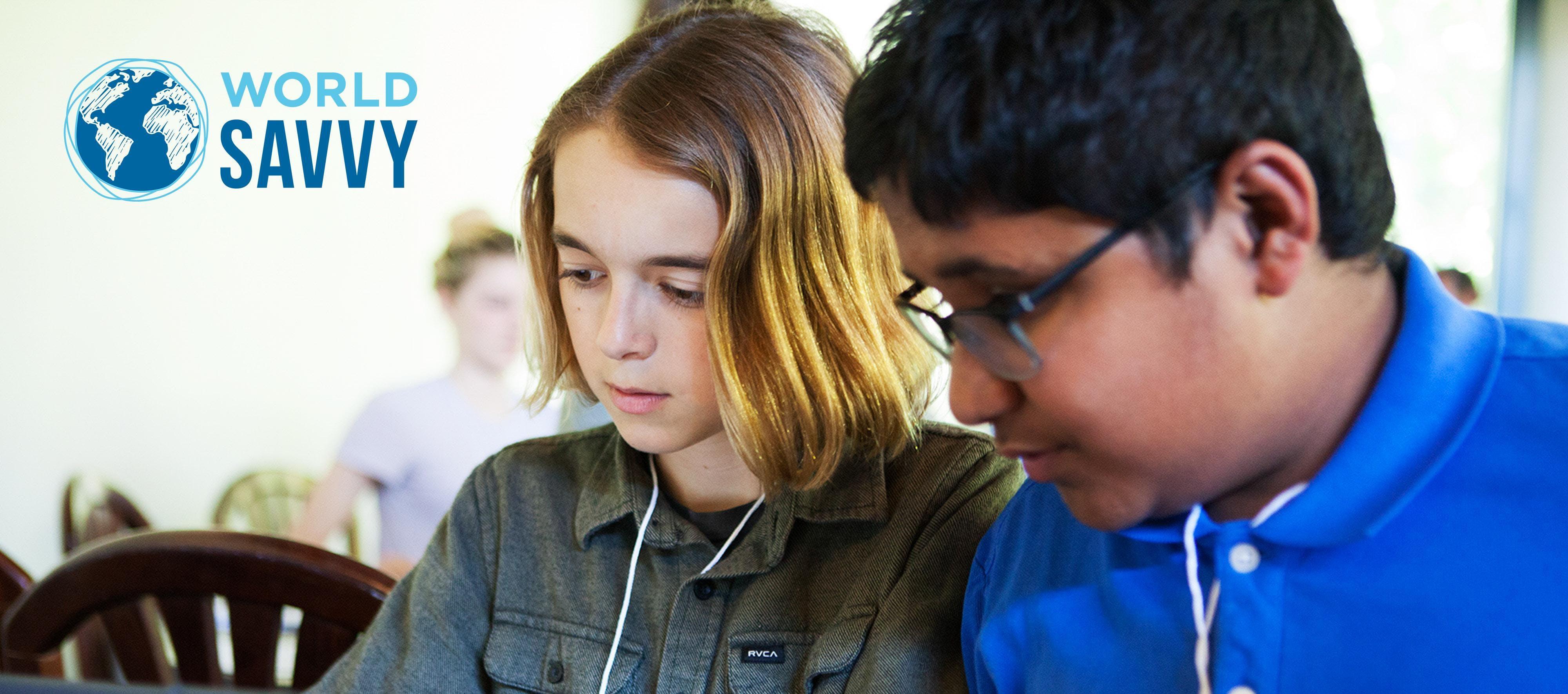 Twin Cities - 2018-19 World Savvy Classrooms Program