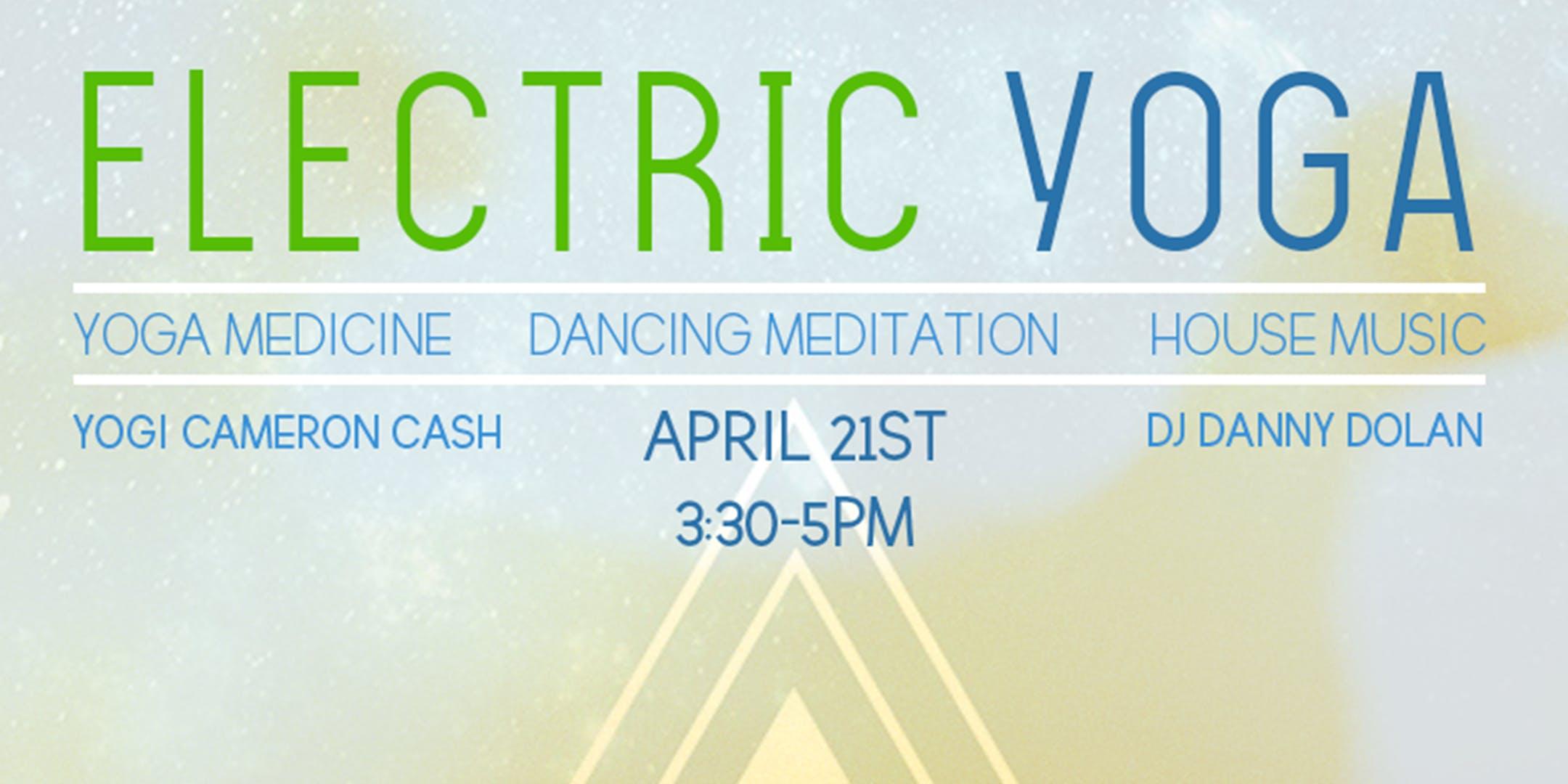 Electric Yoga - April 21st
