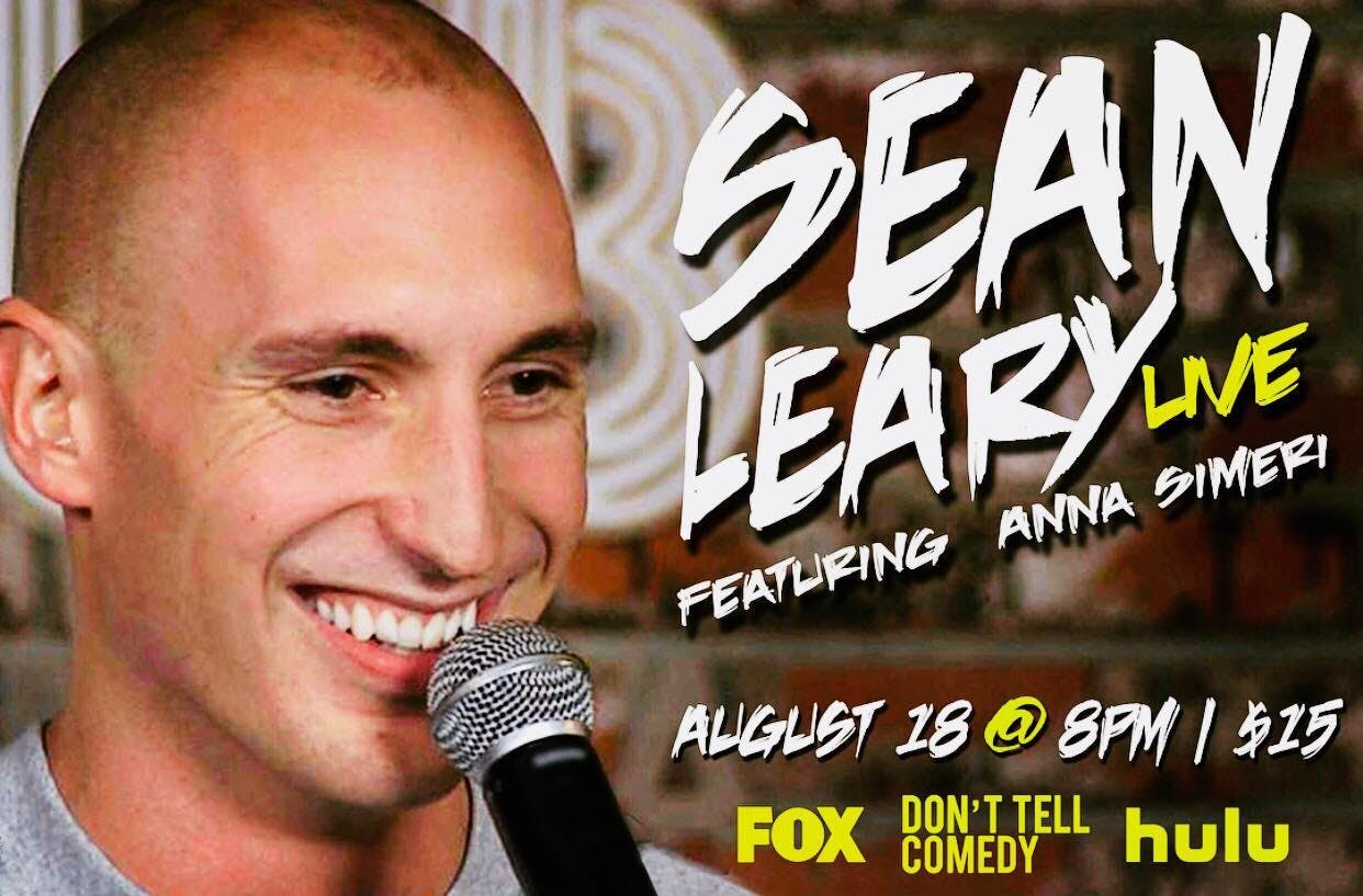 Sean Leary LIVE in Minneapolis featuring Anna