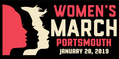 Women's March Portsmouth 2019