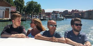 THE GRAND TOUR OF VENICE: ON FOOT & BY BOAT