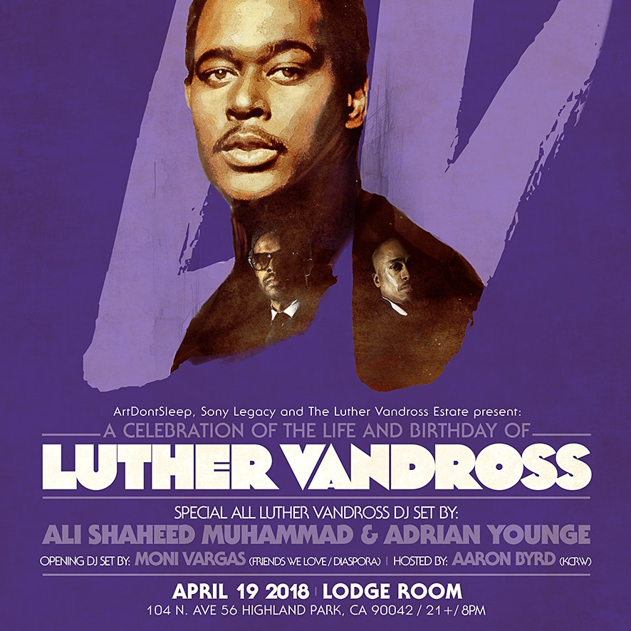 A Celebration for Luther Vandross