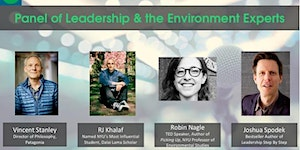 Panel of Leadership and the Environment Experts Ft....