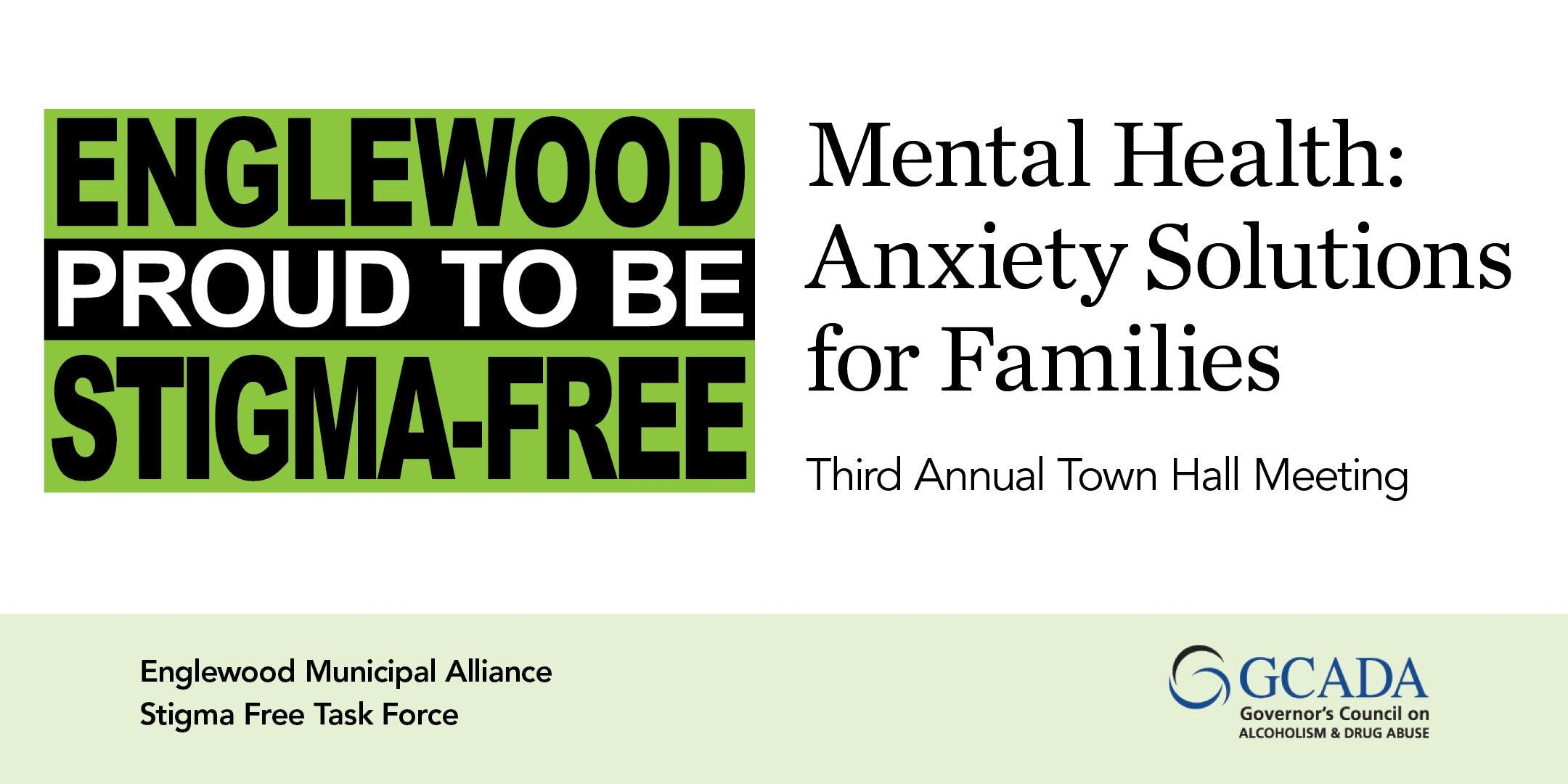 More info: Mental Health: Anxiety Solutions for Families