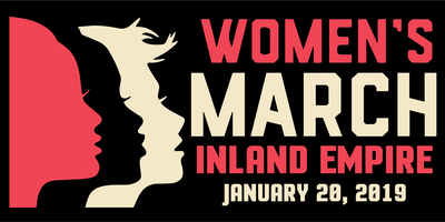 Women's March Inland Empire 2019