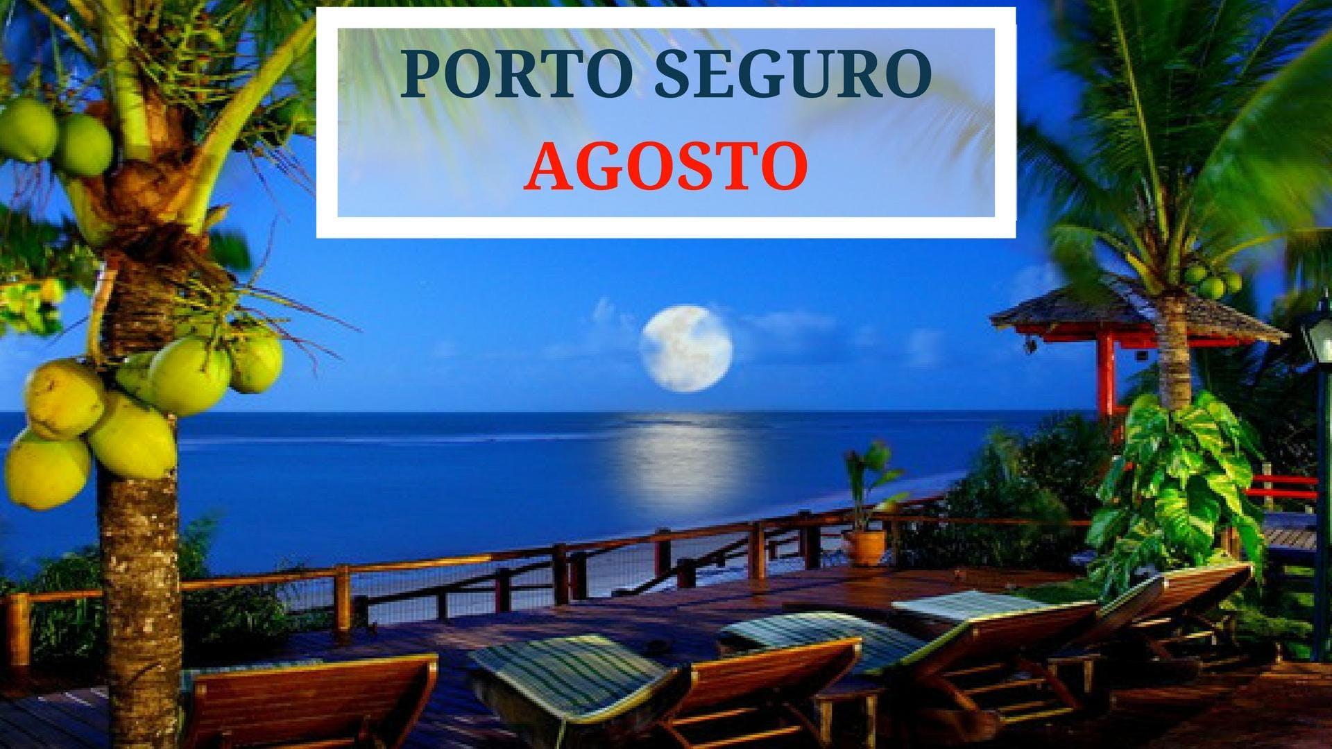 EXCURSÃO PORTO SEGURO (15/08 a 21/08)