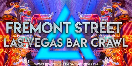 Fremont Street Bar Crawl tickets