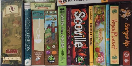 Board Game Fun with the Haddlynwood Vegans tickets